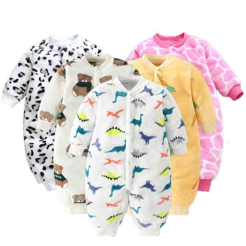 Winter Outwear Jumpsuit/rompers For Newborn Baby