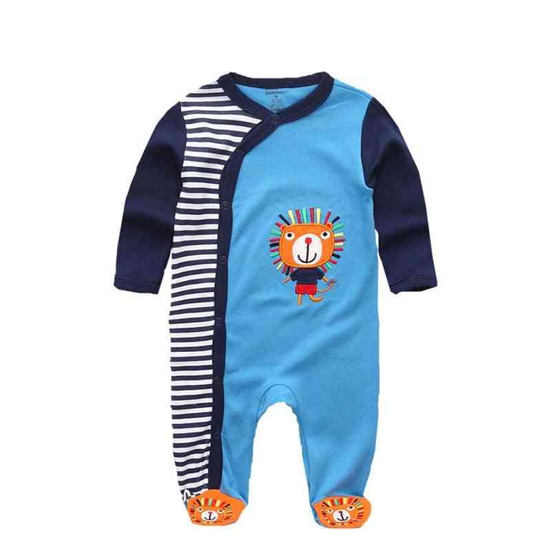 Newborn Baby Rompers Pajamas Clothing Set