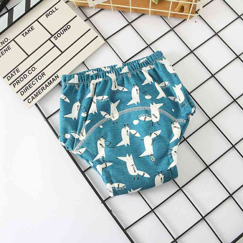Cotton Cartoon Pants / Underpants For Baby