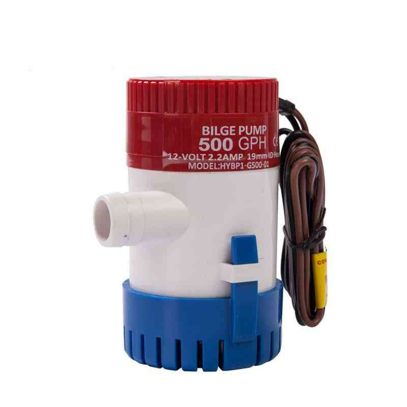 Dc 12v/24v Submersible Bilge Pump