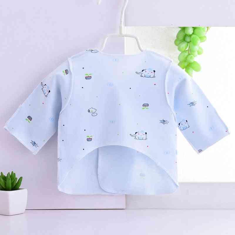 Cute Cartoon Spring / Summer Cotton Clothes For Newborn
