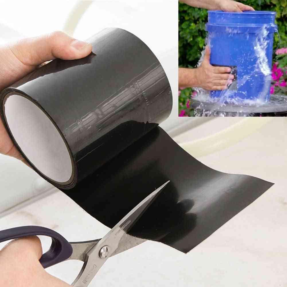 150x10cm Super Strong Fiber Waterproof Tape, Stop Leaks Seal Repair Tape