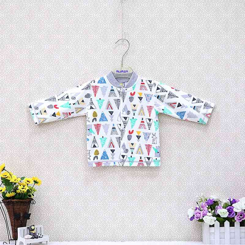 Baby Blouse Velour Autumn And Winter Shirts - Newborns Soft Fabric Clothes