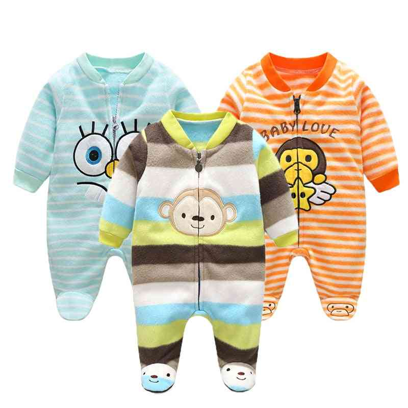 Infant Footies Newborn Baby / Winter Clothes, Cotton Character Clothing Unisex Autumn Jumpsuits