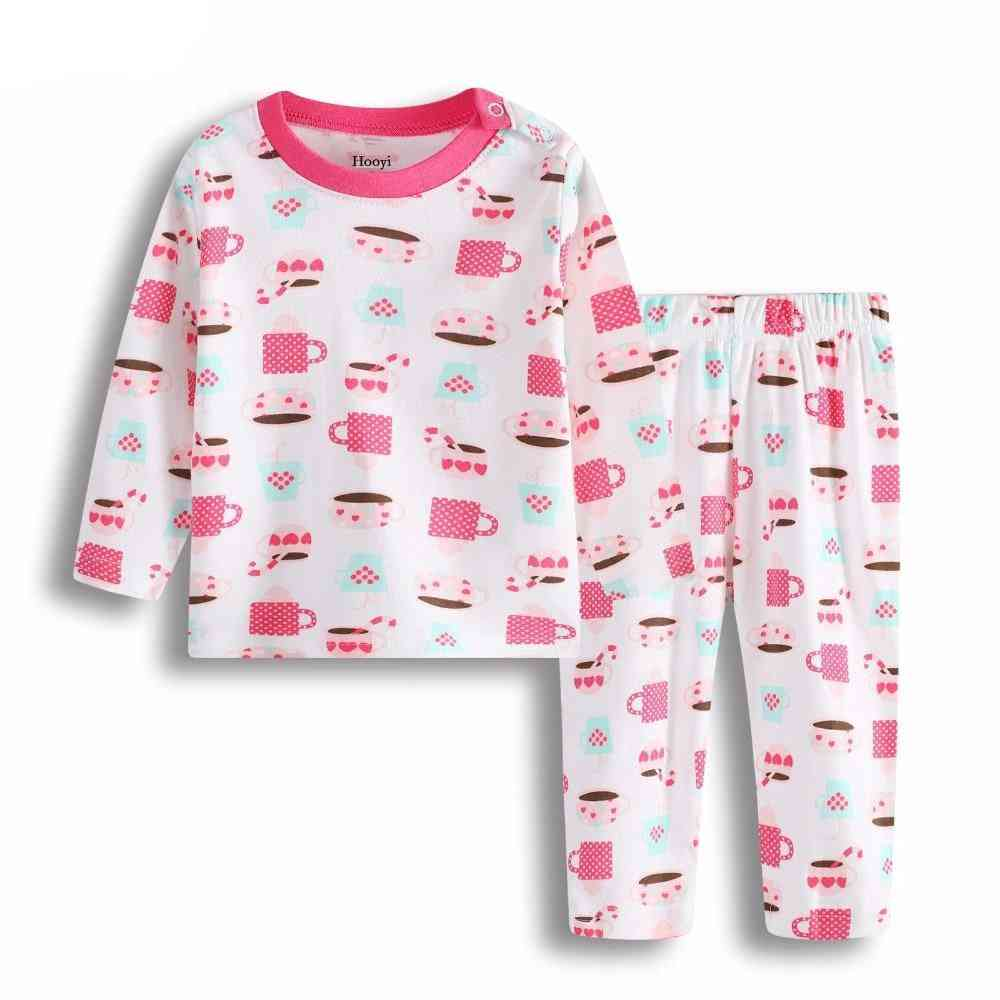 Baby Girl Sleepwear, Suits & Pajamas