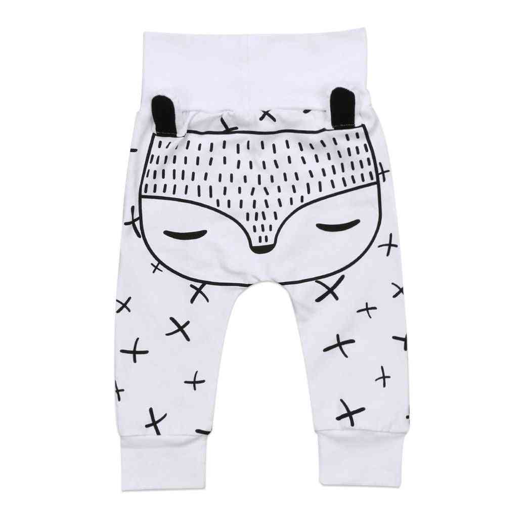 Newborn Baby 3d Harem Pants, Bottom Trousers, Leggings