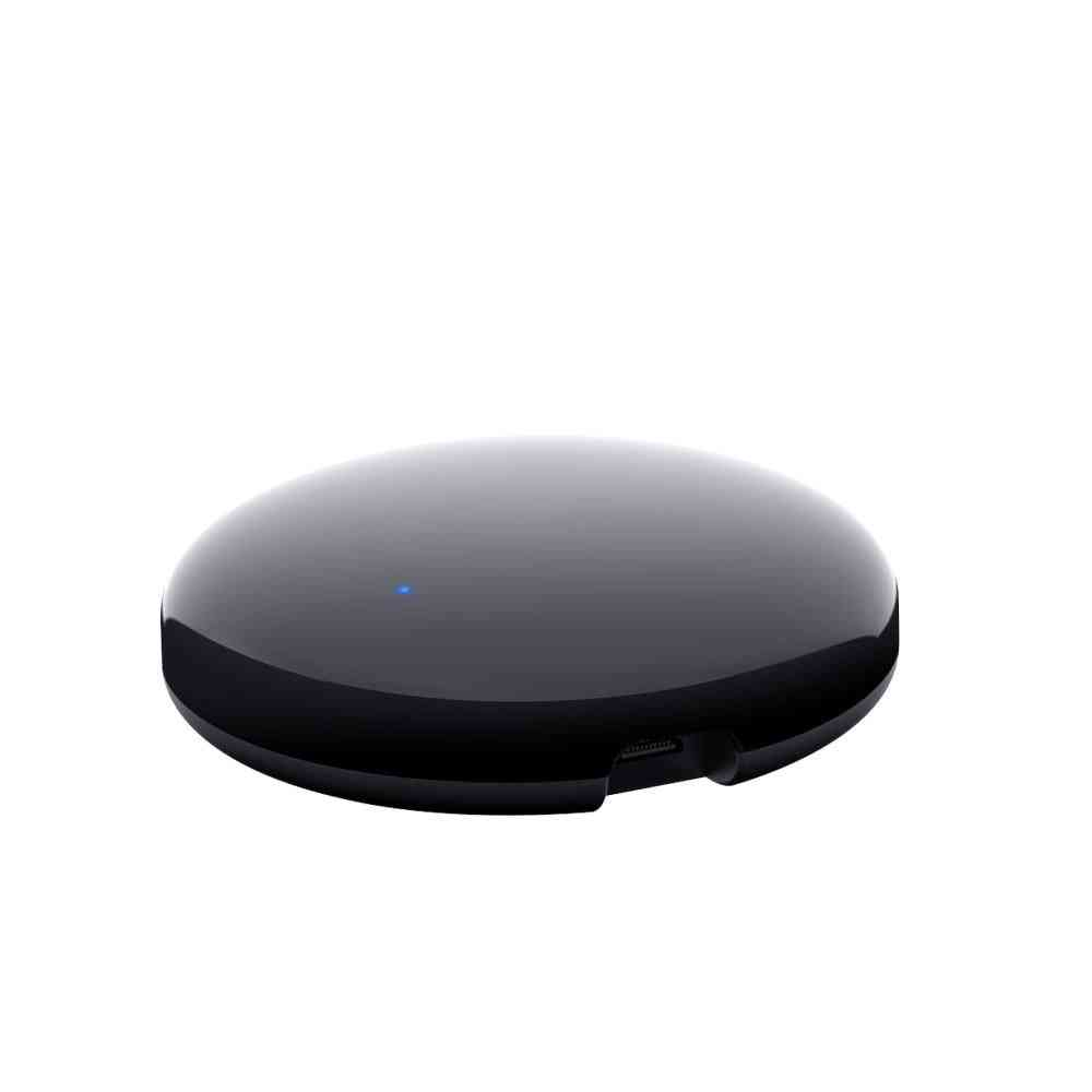Universal Wifi Ir Remote Controller, Work For Google Home