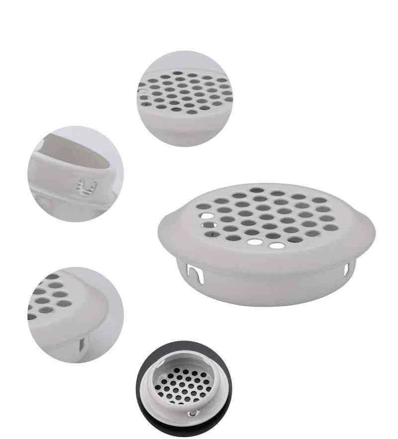 Stainless Steel, Wardrobe Cabinet, Mesh Hole-air Vent Core