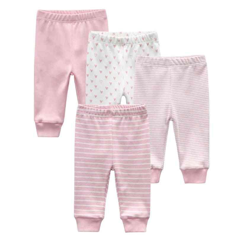 Baby Long Pants, Striped Cartoon Clothes Full Leggings