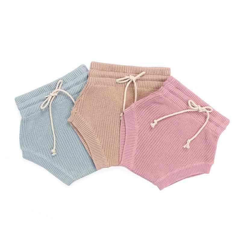 Baby Bloomer, Summer Cotton Diaper Cover Shorts