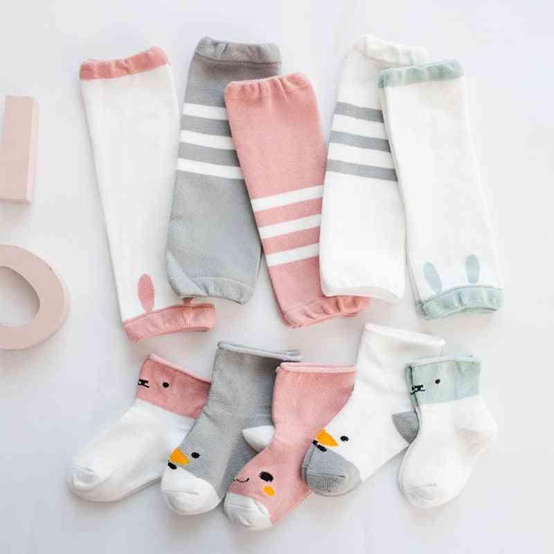 Baby Leg Warmers Socks, Knee Pads, Crawling Protector