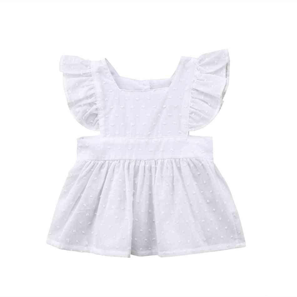 Cute Baby Clothing - Ruffle Sleevetop Shirt Blouse