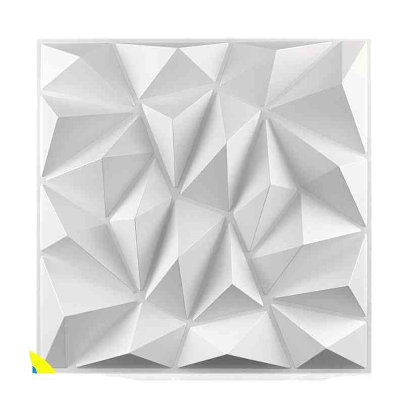 12pcs/lot 3d Wall Panel Decor