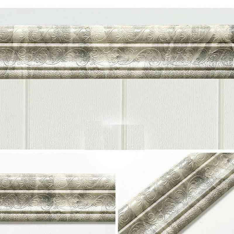 Self-adhesive Wall Skirting Border/trimline