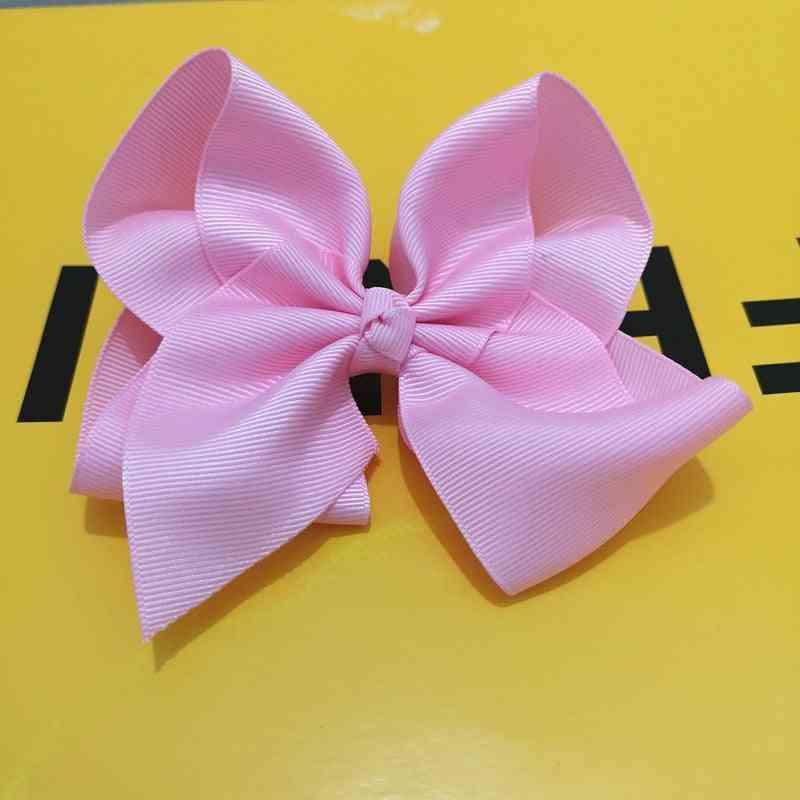 Children's Fashion Hairpin Head Flower
