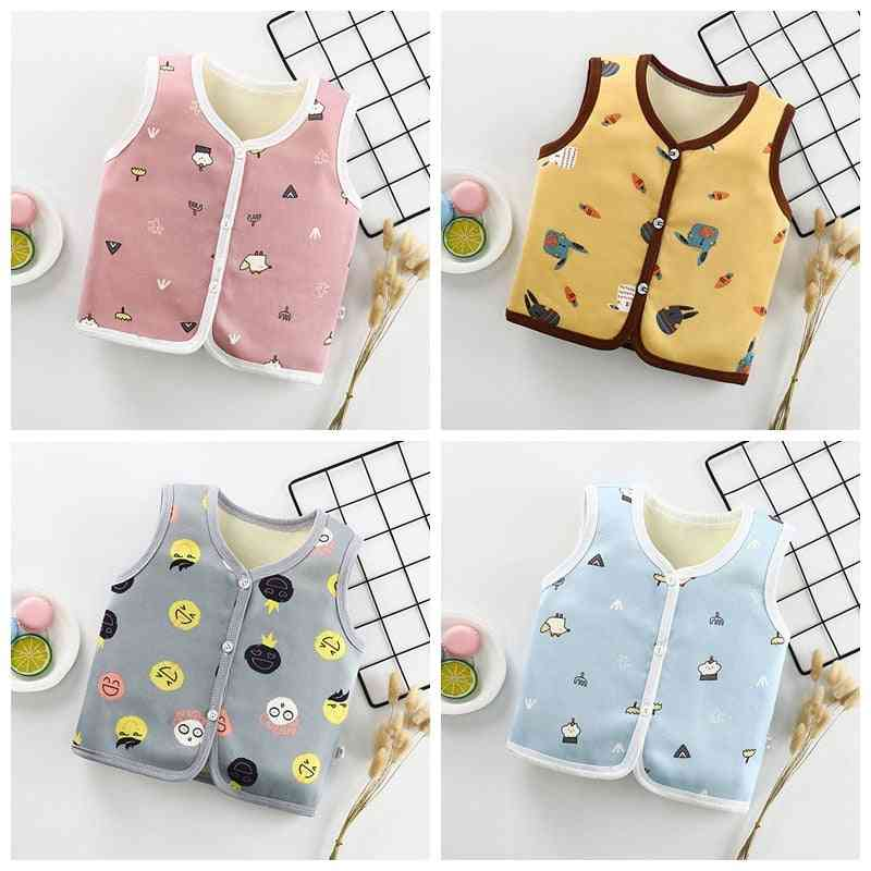 Spring Autumn Wool Vests's For - Fashion Waistcoat Clothes