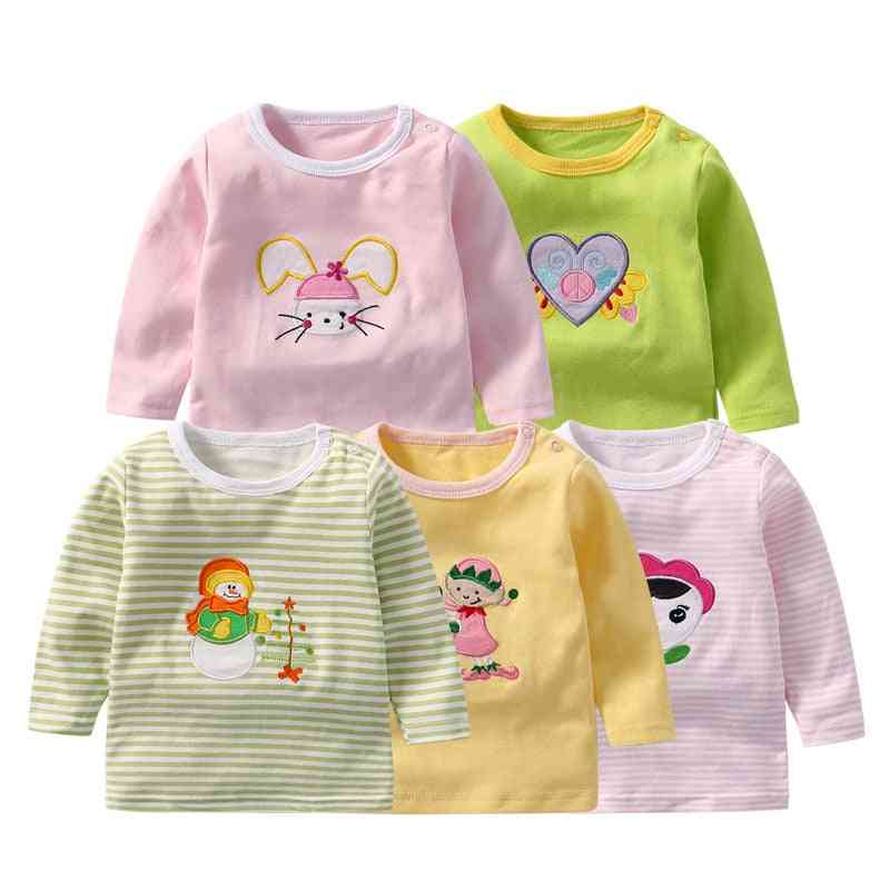 Baby / T-shirts, Full Sleeve Clothing Cotton Tee Tops
