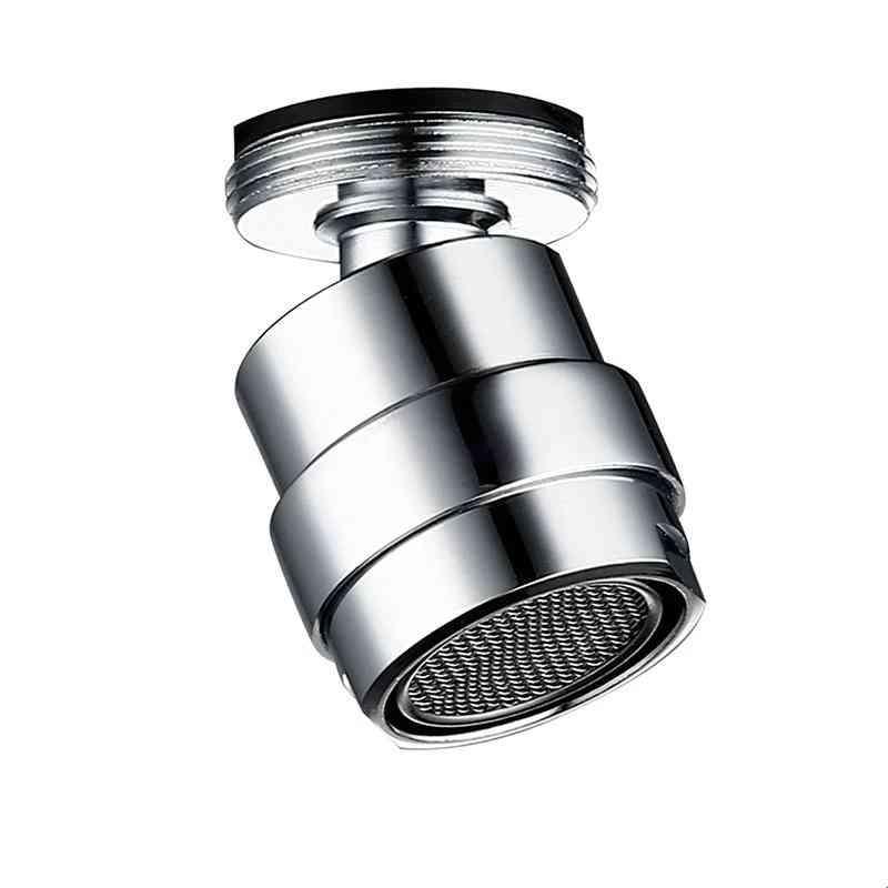 360° Swivel Faucet, Aerator Water Bubbler And Saving Tap