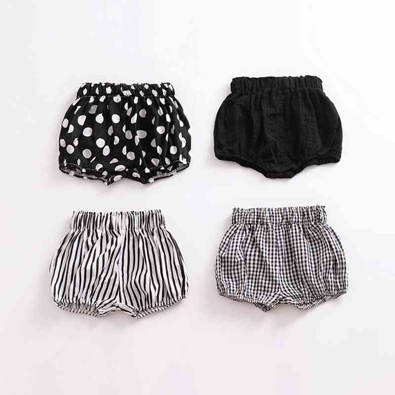 Summer Fashion, Baby Short -newborn Bloomers Pattern Shorts