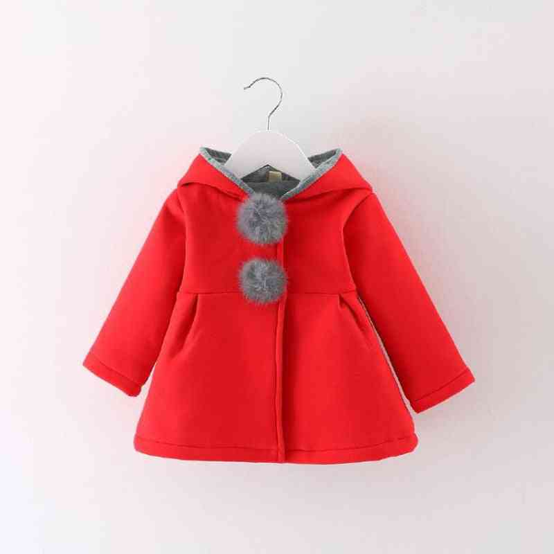 Newborn Girl Coat, Autumn Spring Jacket Clothes
