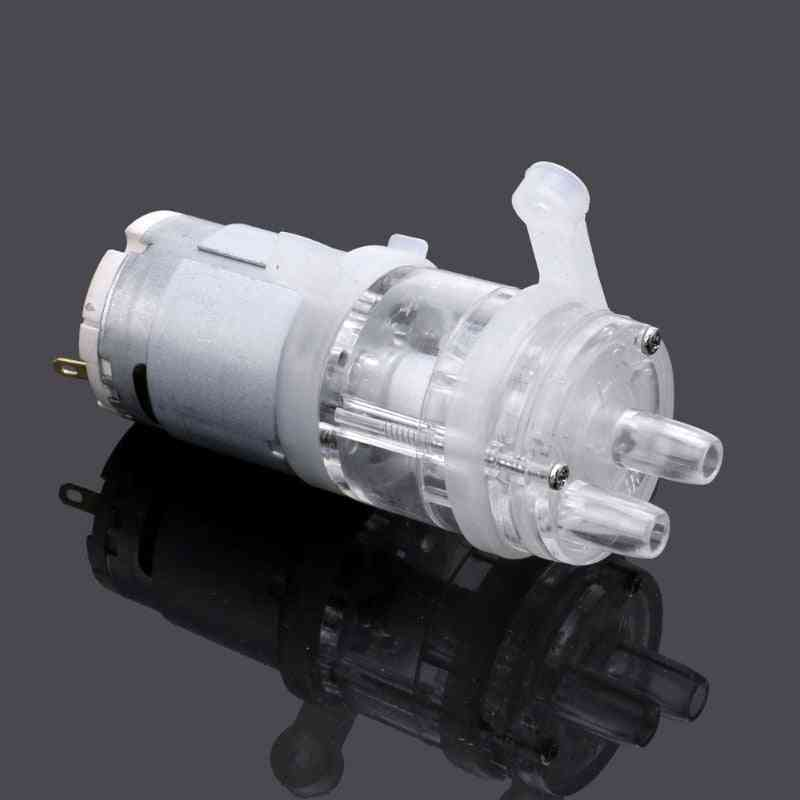 Dc6v-12v High Temperature Resistance-mini Brush Diaphragm Pump