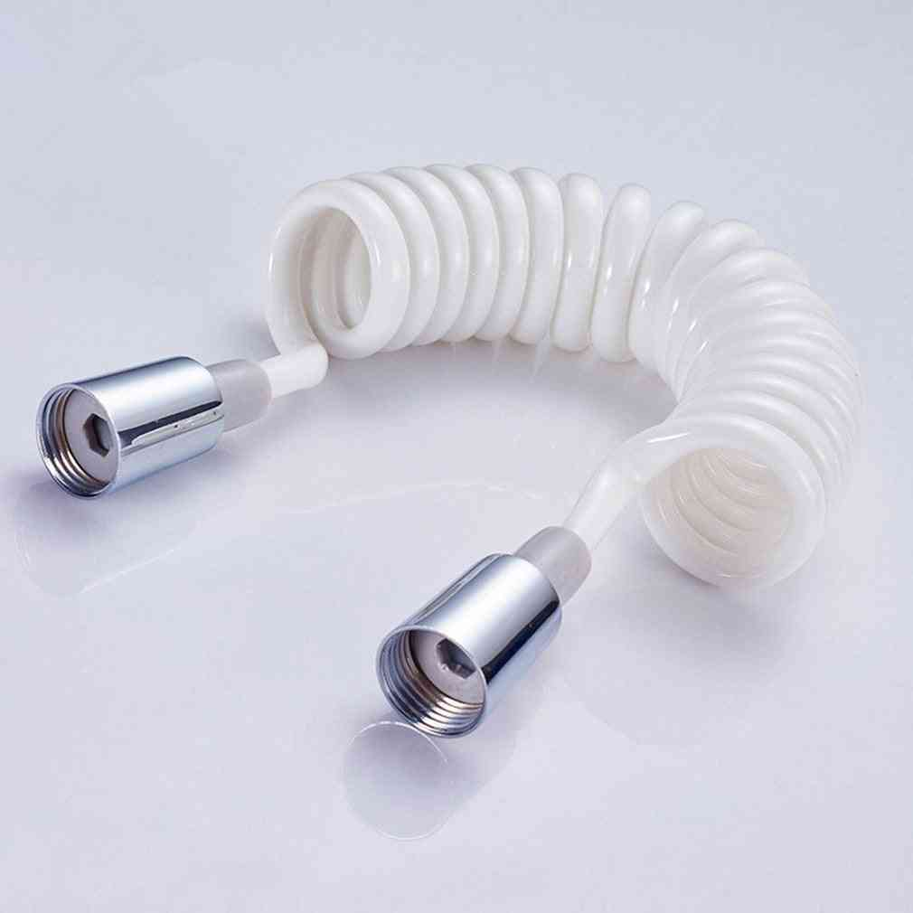 1.5m Spring Shower Hose And Connector