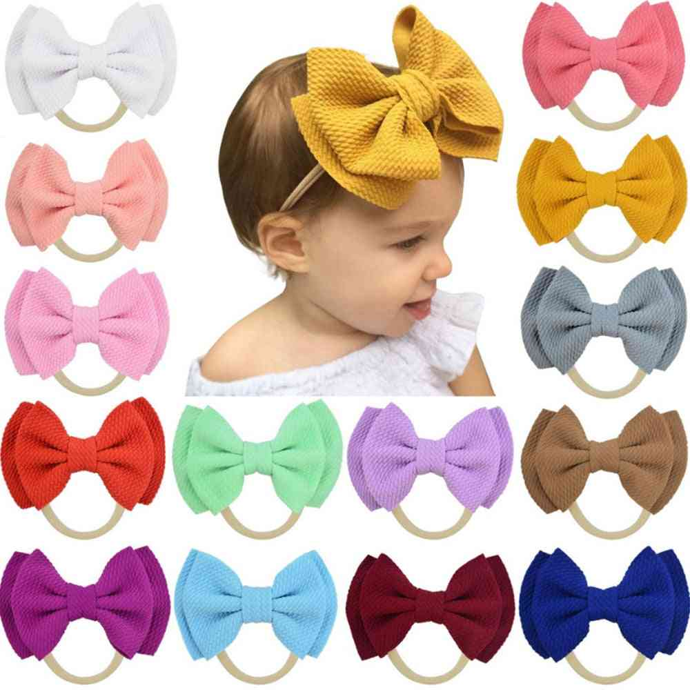 Baby Double Bow Hair Band