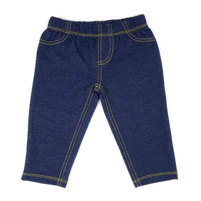 Full Length With Elastic Waist Harem Pants For Newborn Baby