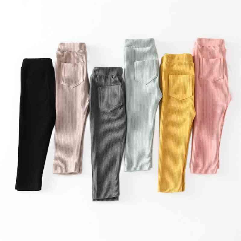 Baby Leggings, Cotton Big Pp Pants
