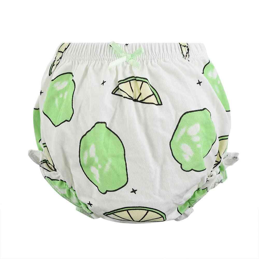 Newborn Baby Diaper Pants, Girl Panties And Underpants