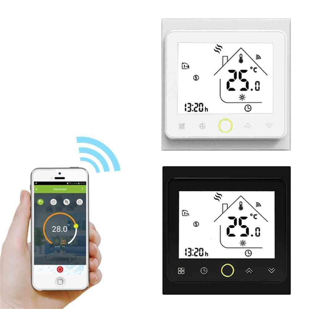 Wifi Smart Thermostat To Control Electric Floor/water/gas Boiler Heating System