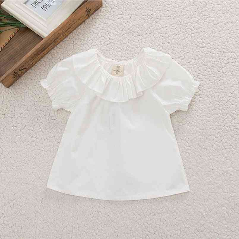 Sweet Baby Puff Sleeve Blouse / Shirt
