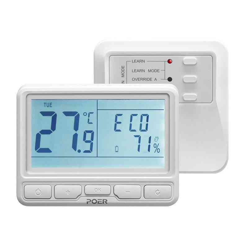 Smart Wireless Digital Thermostat And Reciever