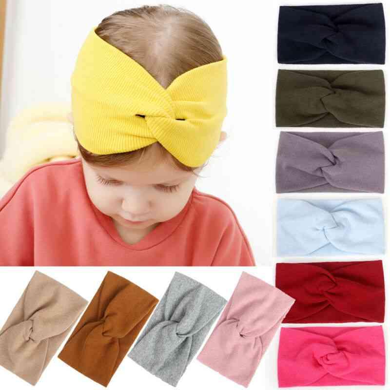 Cute Headband Hair Accessories - Turban Bows For