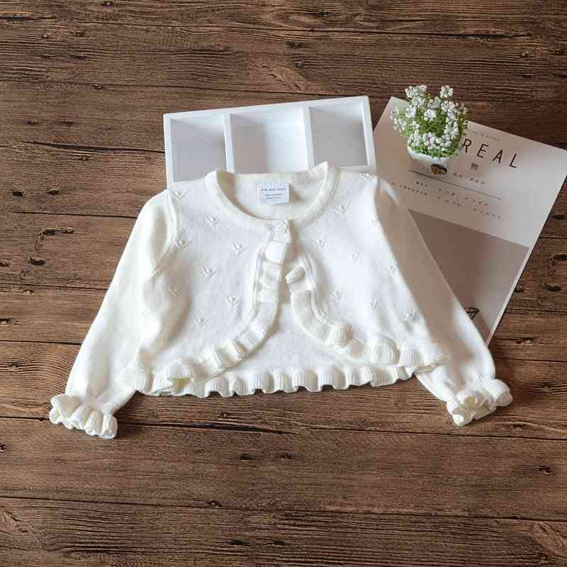 Baby Cardigan Sweater- Long Sleeve Outerwear