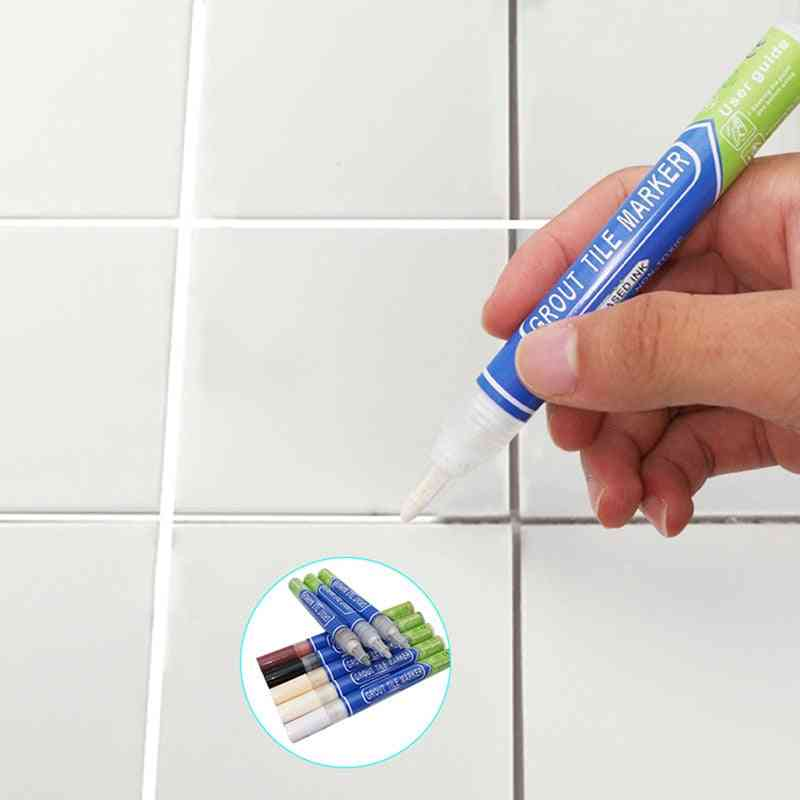 Waterproof Mouldproof Filling Agents, Paint Cleaner Gap, Repair Color Pen