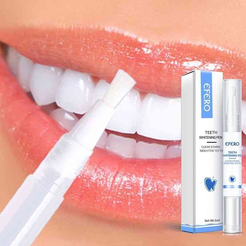 Tooth Whitening Oral Hygiene Pen, Remove Plaque And Stains-dental Tool
