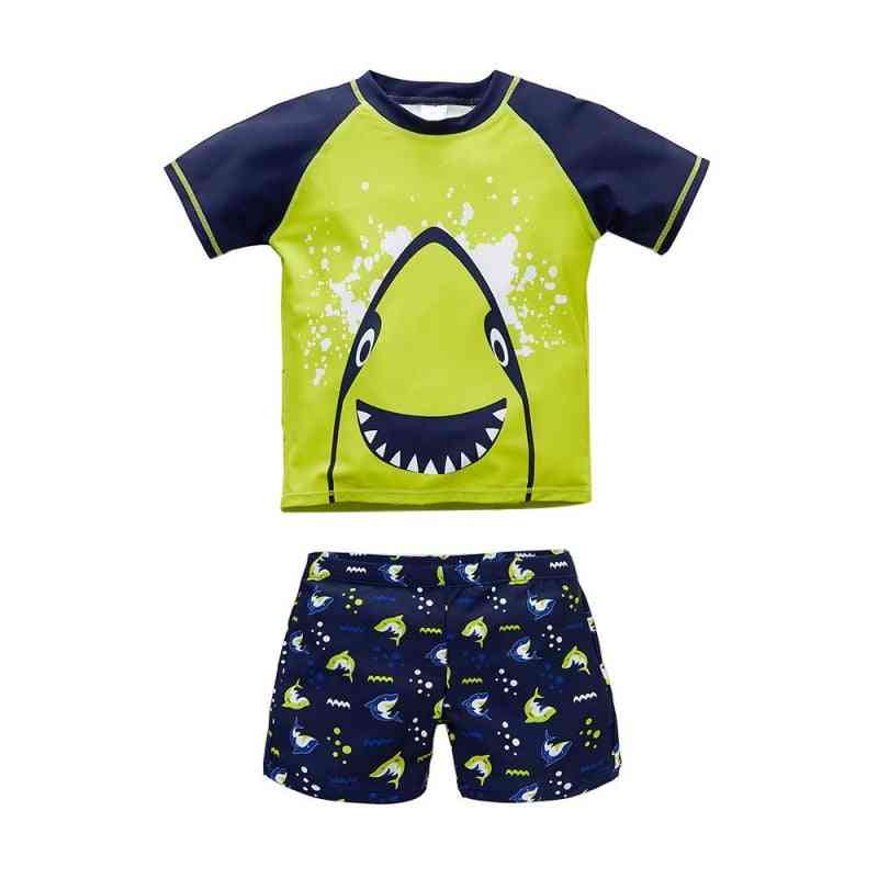 Baby Swimwear Summer Animal Swimsuit-shark Bathing Suit