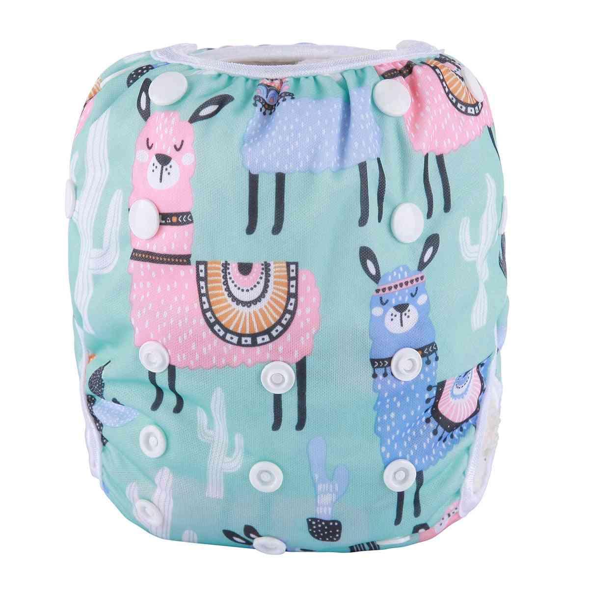 Reusable Swim Diaper Nappy Pants For Baby Infant
