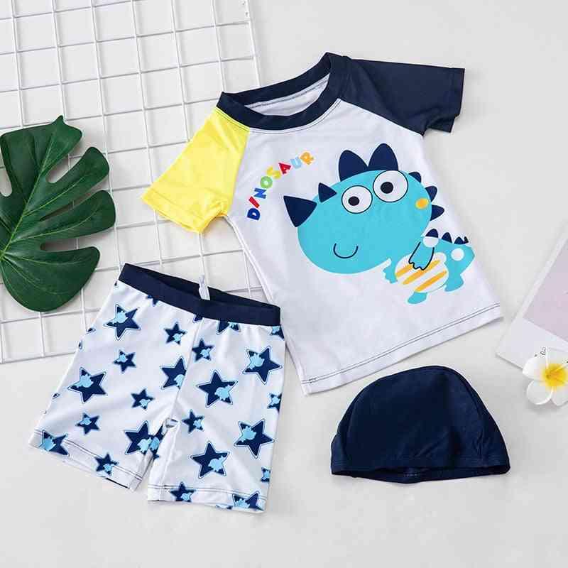Children's Bathing Suit, Anti Uv Beachwear For Kids