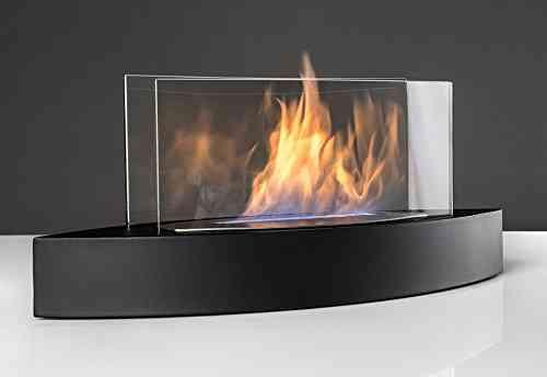 1pcs Bio Ethanol Stainless Steel - Tabletop Fireplace Burner