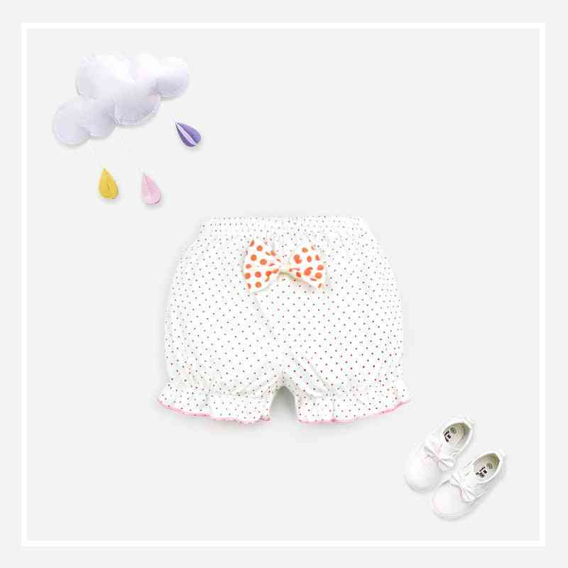 Cotton Baby Underwear, Bow Panties For
