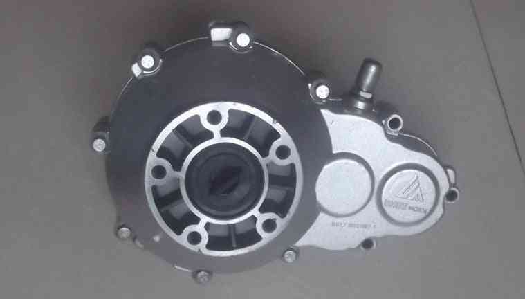 Brushless Motor's 1:10.4 Differential Gear