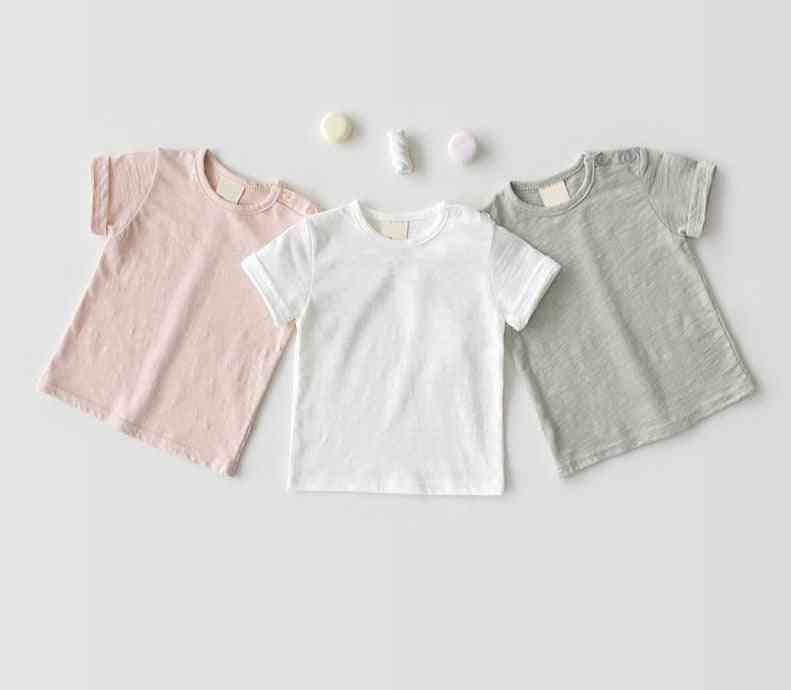 Summer Short Sleeve Cotton - Linen Shirt