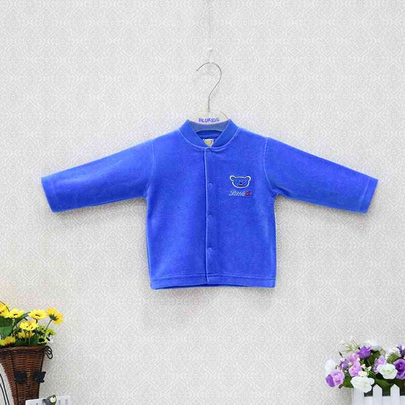 Baby Shirts For And, Velour Button Clothes