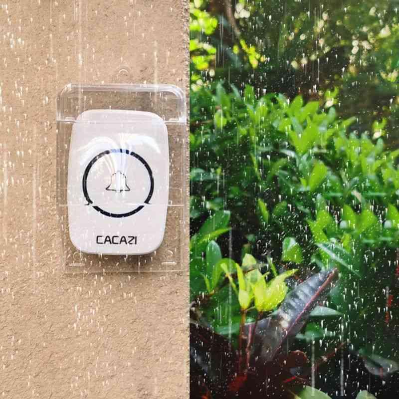 Waterproof Plastic Cover For Wireless Door Bell