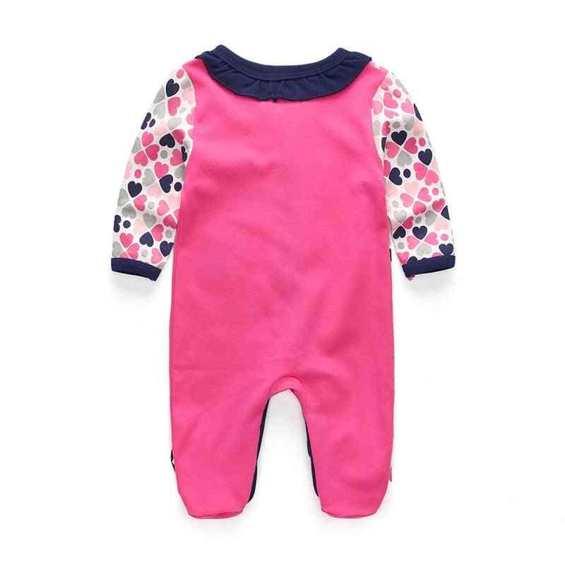 Newborn Baby Sleepwear Clothing, Long Sleeve Pajamas