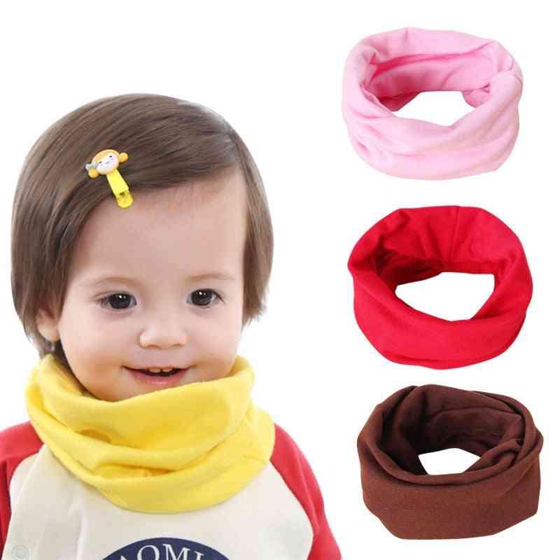 Baby Scarf, Autumn & Winter O Ring Collar