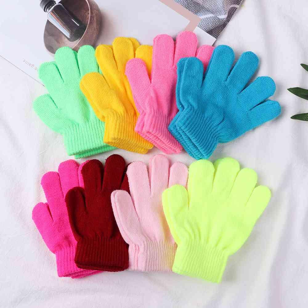 Winter Warm Full Finger Gloves For &