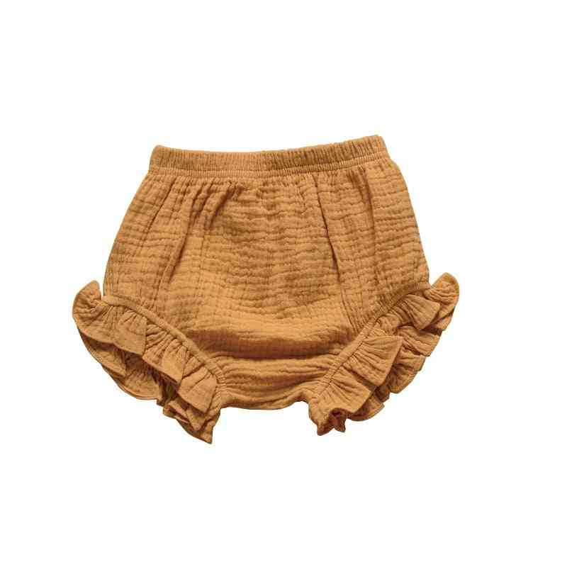 Baby Chiffon Fashion Casual Large Pp Shorts, Bread Pants